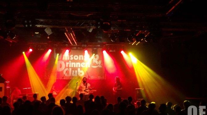 Bericht: Umsonst und Drinnen Festival 2014