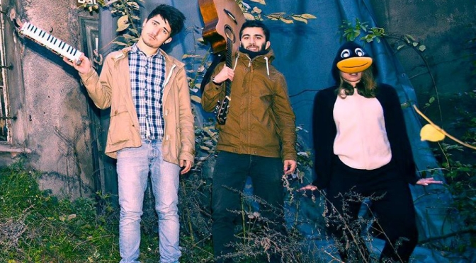 Im Interview: We Brought A Penguin
