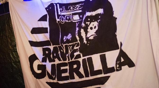 Auf eine Cola mit Rave Guerilla