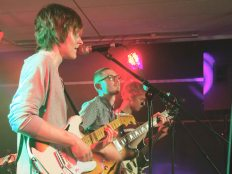 Mister Ruffy And His Band (c) Johanna Popp