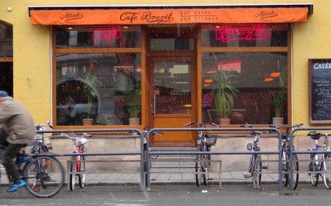 Café Brazil • Bismarckstraße 25, Erlangen