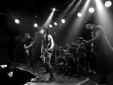 Dead City Rockets live im Z-Bau