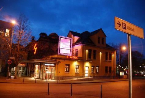 Kulturzentrum E-Werk • Fuchsenwiese 1 Erlangen