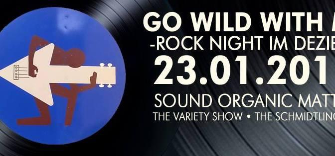 Go Wild With Me! #2