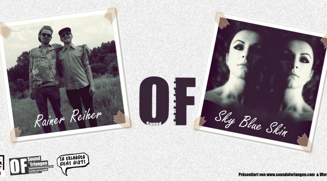 08.07.16 // Rainer Reiher & Sky Blue Skin