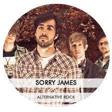 Sorry James