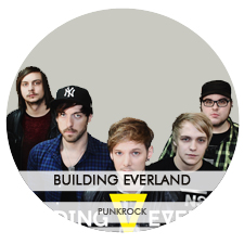 Building Everland_Bandfoto