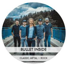 Bullet Inside_Bandfoto