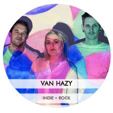 Van Hazy_Bandfoto