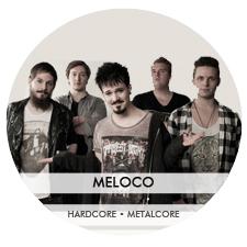 Meloco_Bandfoto