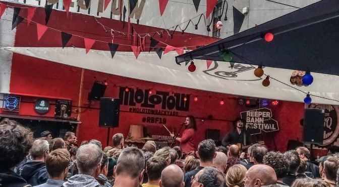 Reeperbahn Festival 2019— Titelsong