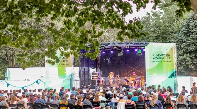 Freudentränen, Gewitter, Gänsehaut und Festivalfeeling – Kulturinsel Wöhrmühle